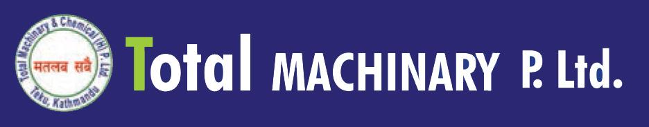 Total Machinery  Pvt. Ltd.
